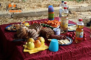 Regionales Picknick